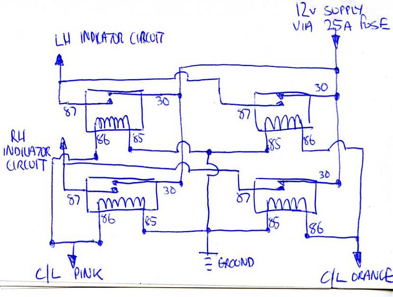 Mg Zr Central Locking Wiring Diagram