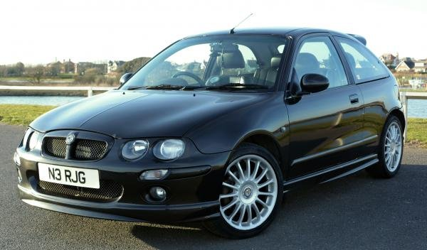 Showcase cover image for InBlack1983's 2004 MG Rover MG ZR