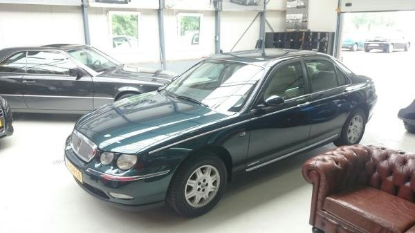 Showcase cover image for Rover 75