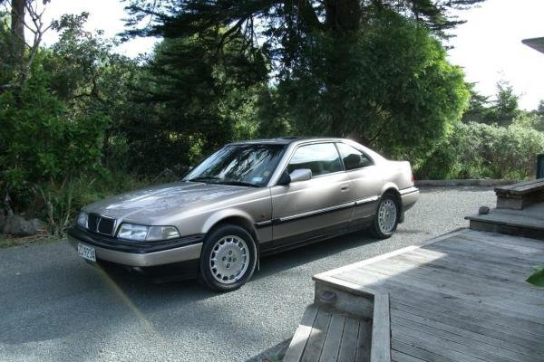 Showcase cover image for Rover 827 Coupe