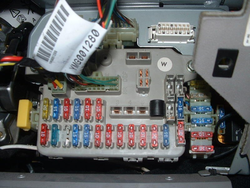 rover 75 fuse box 03 cabin fusebox mg rover org forums  03 cabin fusebox mg rover org forums