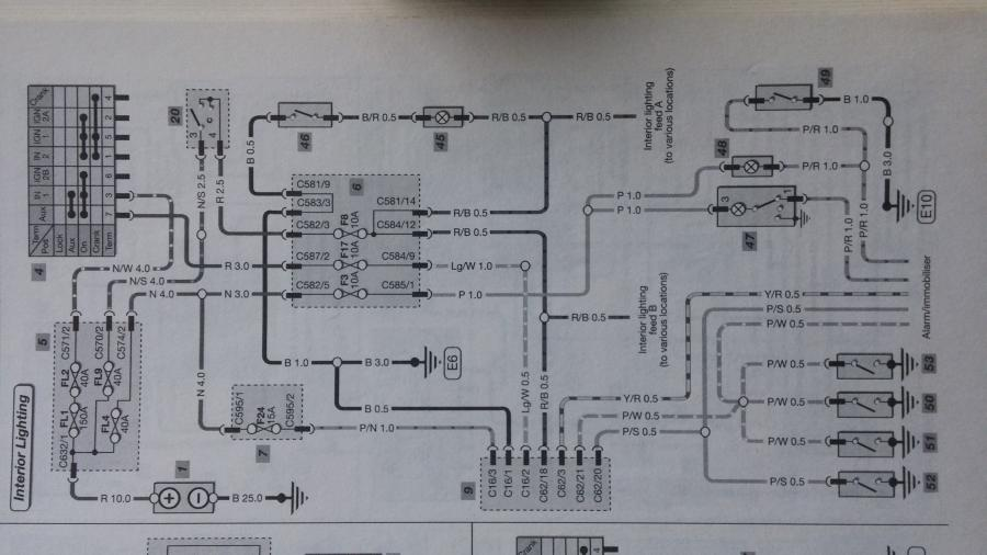 Mg Zr Td Fuse Box : Mg rover forums the fine art of owning a